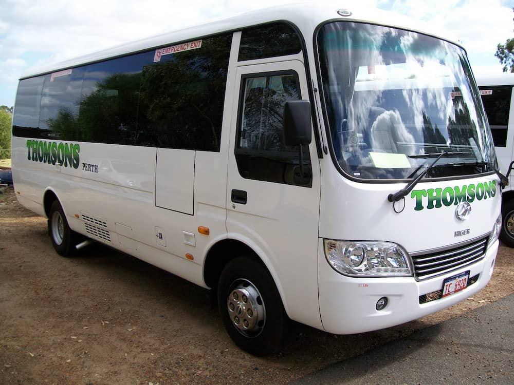 Thomsons Coachlines 28 Seater 07