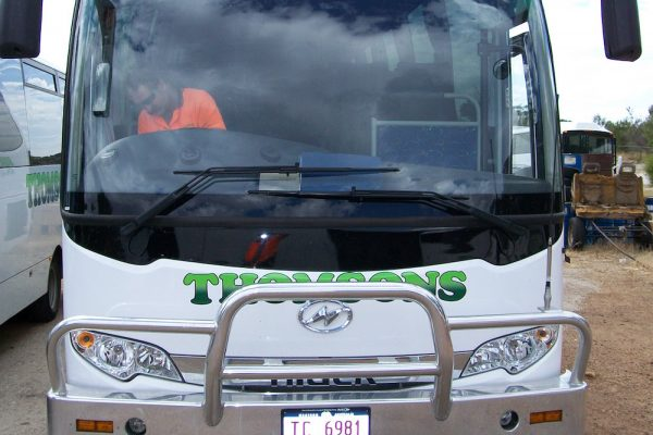 Thomsons Coachlines 33 Seater 05