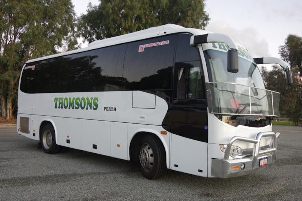Thomsons Coachlines 33 Seater 12