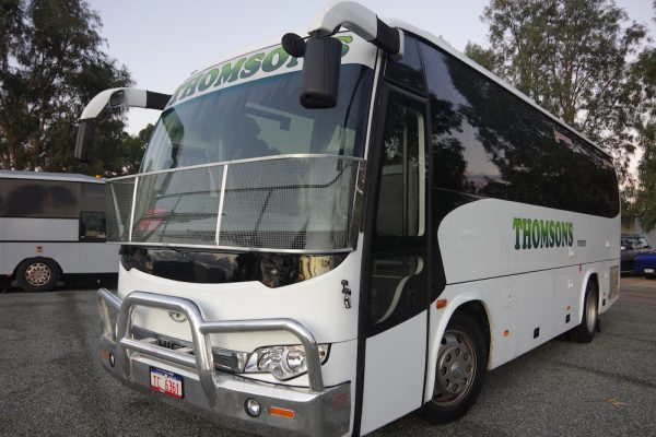 Thomsons Coachlines 33 Seater 15