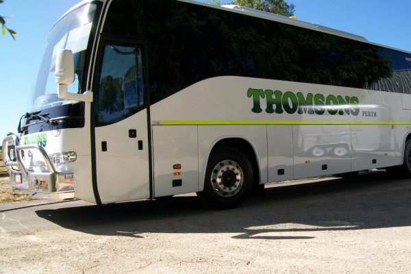 Thomsons Coachlines 48 Seater 12