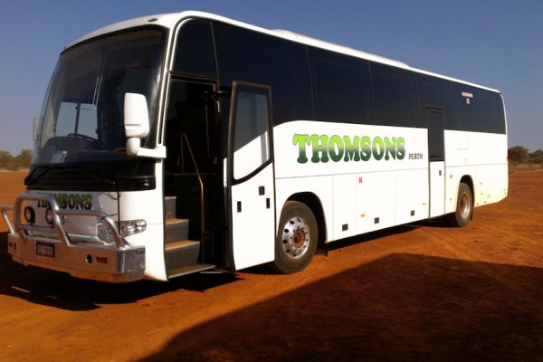 Thomsons Coachlines 48 Seater 15