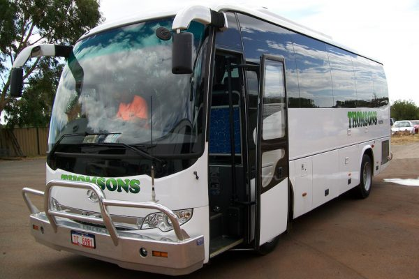 Thomsons Coachlines 33 Seater 06