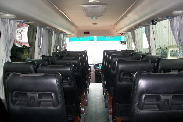 Thomsons Coachlines 33 Seater 08