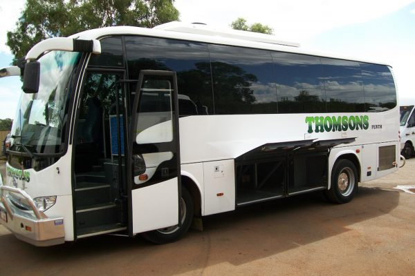 Thomsons Coachlines 33 Seater 09