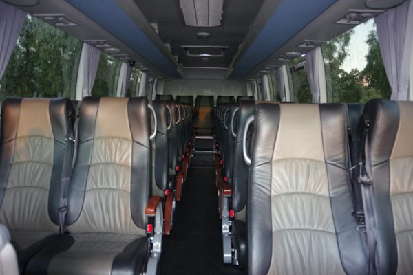 Thomsons Coachlines 33 Seater 11