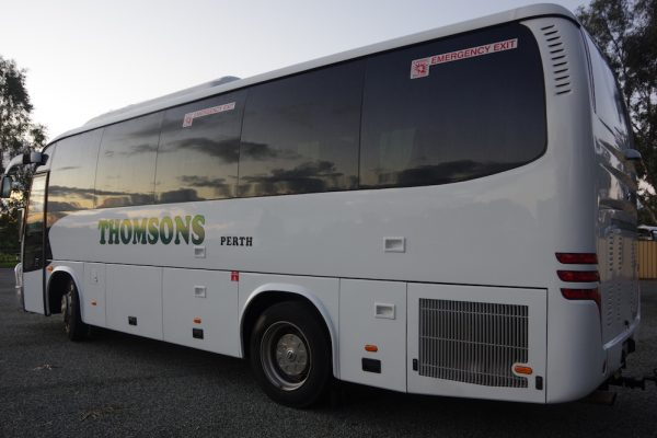 Thomsons Coachlines 33 Seater 17