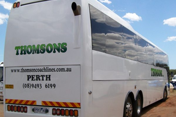 Thomsons Coachlines 60 Seater 03