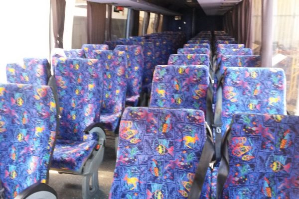 Thomsons Coachlines 60 Seater 06