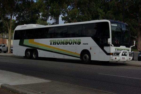 Thomsons Coachlines 60 Seater 07